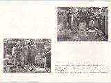 Њ.В.Краљ Петар II прима рапорт од логорског свештеника на гробљу Еверсбург