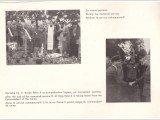 Za vreme pomena i oproštaj NJ.V.Kralja Petara II sa komandantom logora