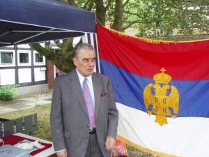 Ravnogorski veteran Aćim Stegnjajić