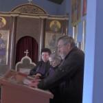 Momčilo Bilić drži govor na opelu Milovana Miće Jovanovića
