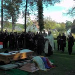 Sa sahrane Milovana