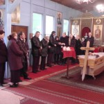 Sa sahrane Srete Trnčića 15.10.2015.