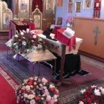 Sa sahrane Ruže Jovanović 28. decembra 2017. godine